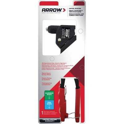Arrow Swivel Head Rivet Tool