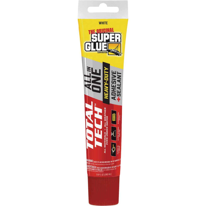 Super Glue Total Tech 4.2 Oz. White Construction Adhesive & Sealant Image 1